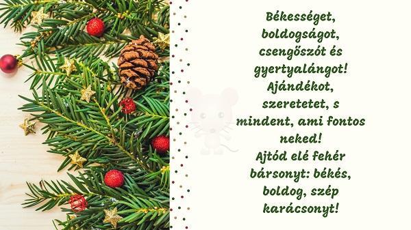 Karácsonyi üdvözlet #10