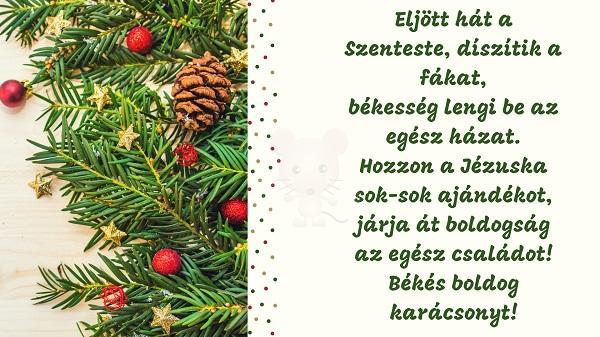 Karácsonyi üdvözlet #14