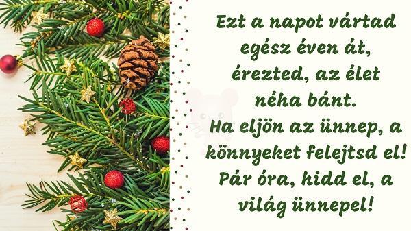 Karácsonyi üdvözlet #16