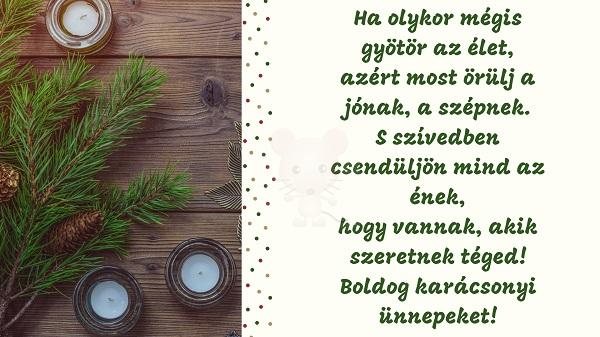 Karácsonyi üdvözlet #19