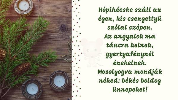 Karácsonyi üdvözlet #21