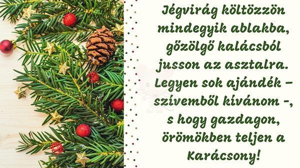Karácsonyi üdvözlet #24