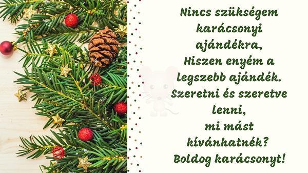 Karácsonyi üdvözlet #34