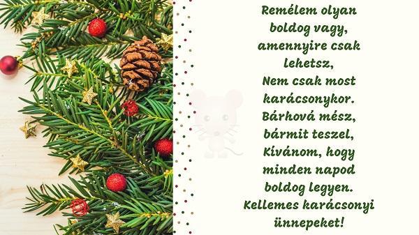 Karácsonyi üdvözlet #38