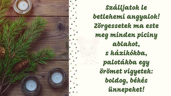 Karácsonyi üdvözlet #39
