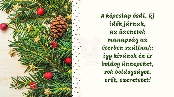Karácsonyi üdvözlet #4
