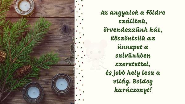 Karácsonyi üdvözlet #5