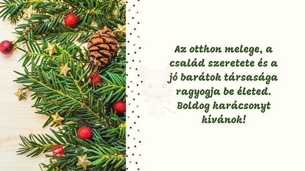 Karácsonyi üdvözlet #6