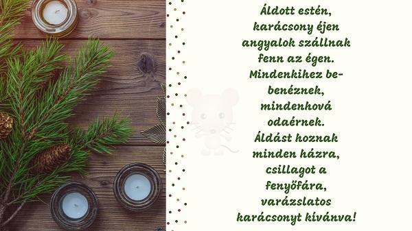 Karácsonyi üdvözlet #9