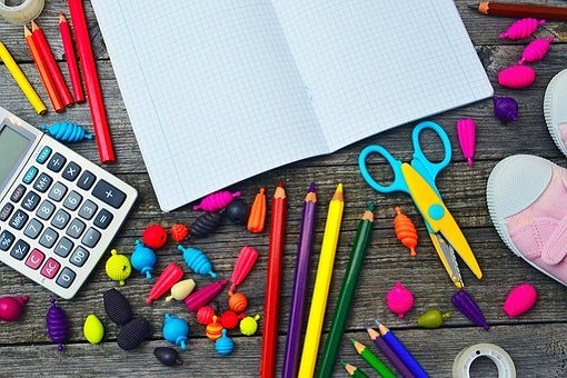 Iskolai felszerelés elsősöknek lista