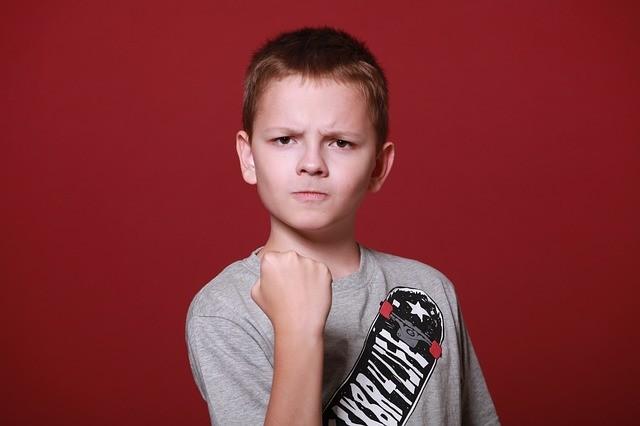 Gyermekkori agresszió