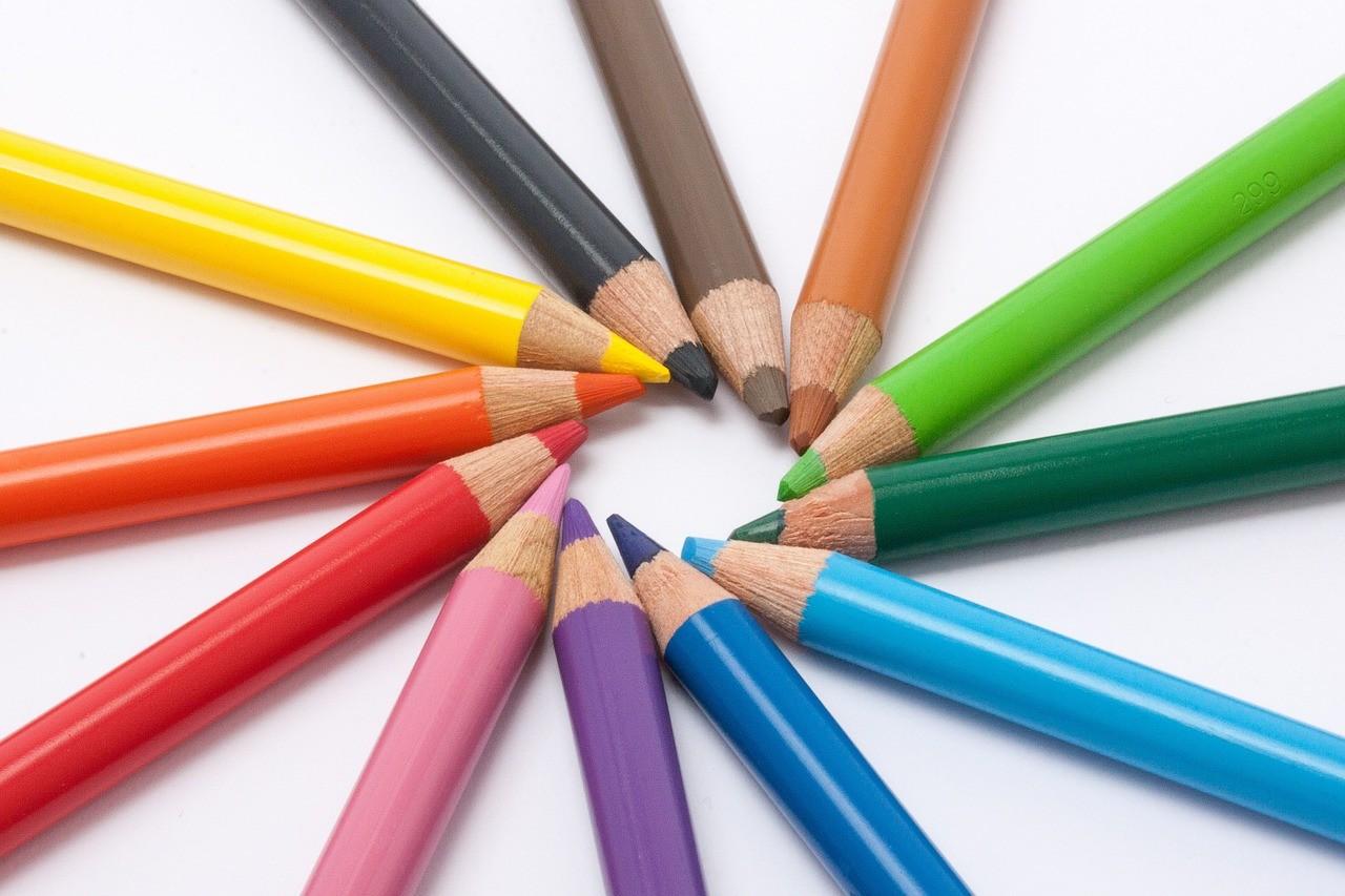 Gyermkrajz elemzés színekről