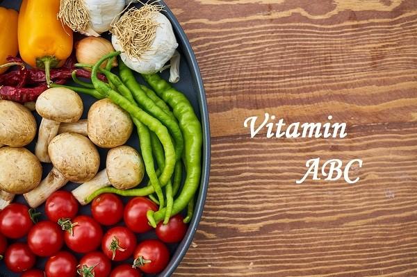 Vitaminok fajtái