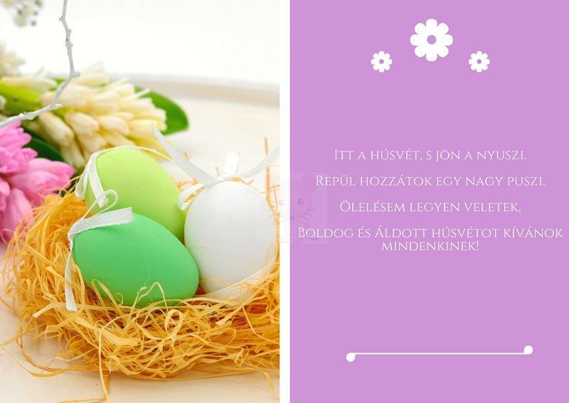 14. Húsvéti köszöntő