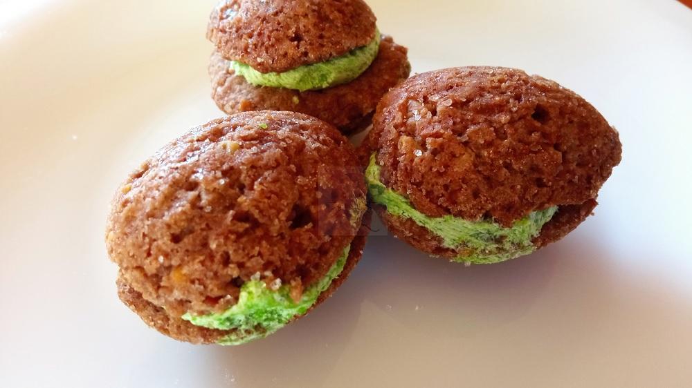 Mandulamag (barackmag) sütemény recept
